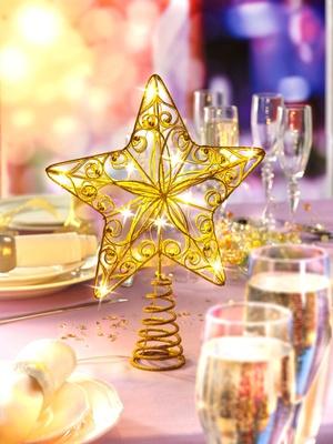 Décoration étoile, LED