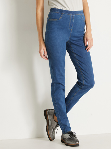 Legging en denim