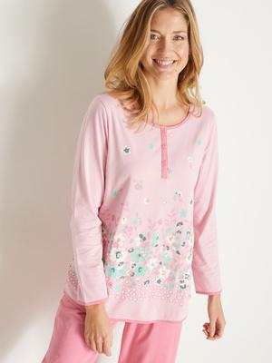 Pyjama en jersey pur coton