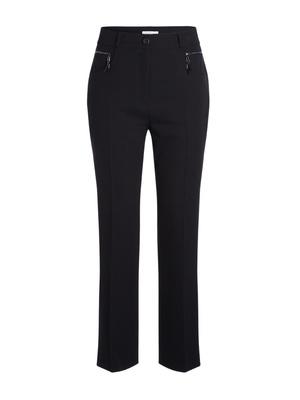 Pantalon 7/8ème détails zips