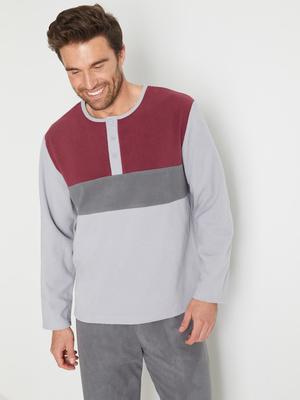 Pyjama maille micropolaire