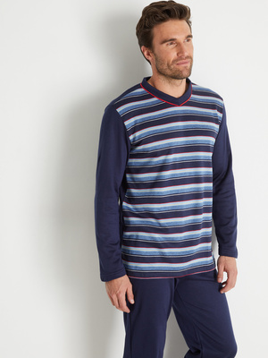 Pyjama manches longues chaud