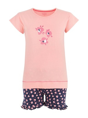 Pyjashort en maille jersey