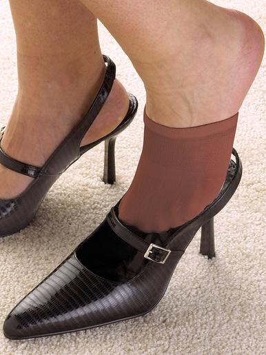Chaussettes bout de pied, la paire
