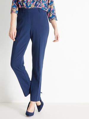 Pantalon entièrement élastiqué