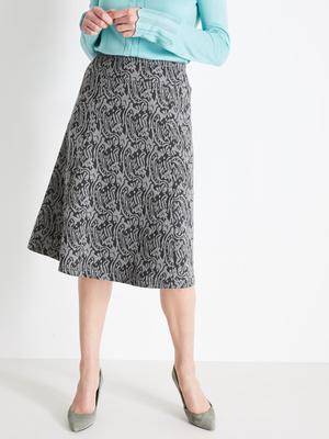 la meilleure attitude 92994 856c7 Jupe Evasée Femme - Jupe Longue Grande Taille | Daxon
