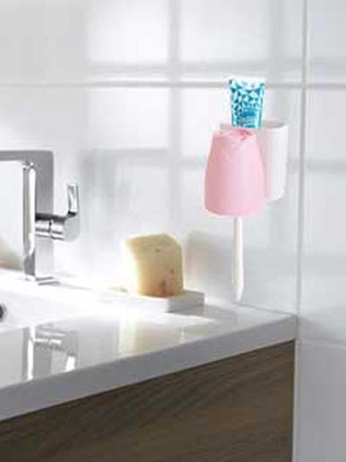 Porte brosse à dents