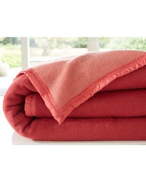 Couverture pure laine Woolmark® 500g/m2
