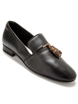 Loafers cuir, à aérosemelle®