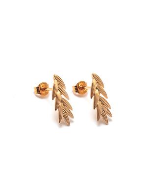 Boucles d'oreilles épis