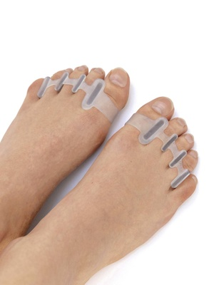 Séparateurs d'orteils, la paire