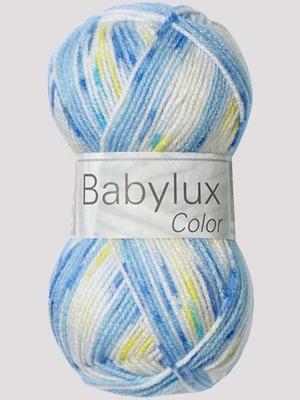 Fil à tricoter spécial layette