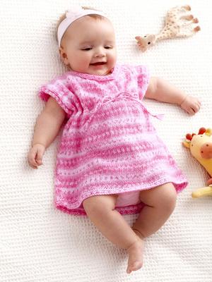 Fiche explicative robe bébé