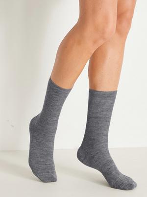 Mi-chaussettes non comprimantes, lot 2