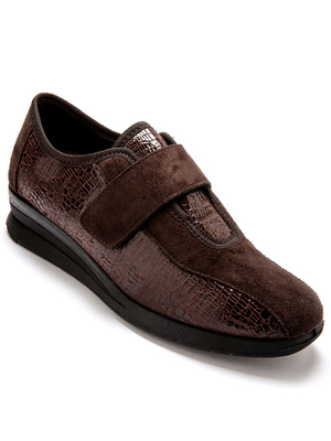 Derbies extensibles, semelle amovible
