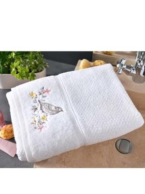 Serviette de bain Moineau