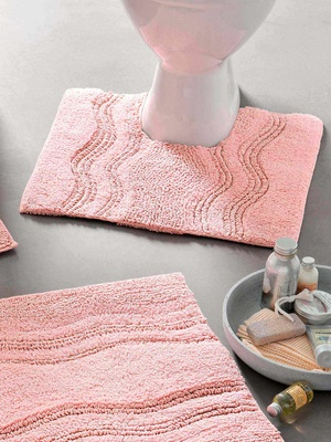 Tapis contour WC French