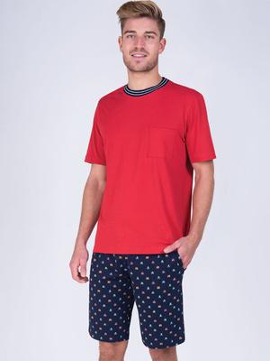 Pyjama court col rond A vos marques