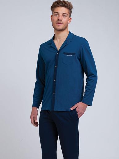 Pyjama boutonné Bio