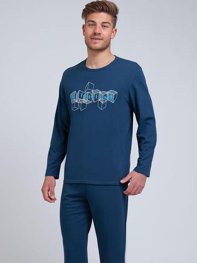 Pyjama col rond Eco Pack
